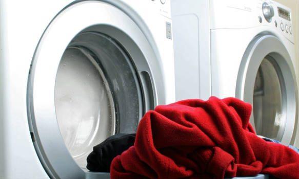 Linge propre suite à un lavage