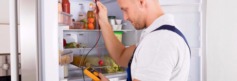 Diagnostic réfrigérateur